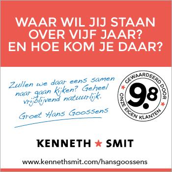 Kenneth Smit - Hans Goossens