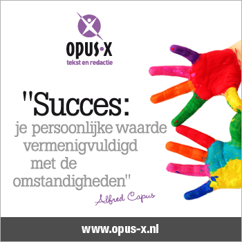 Opus X - Tekst en redactie